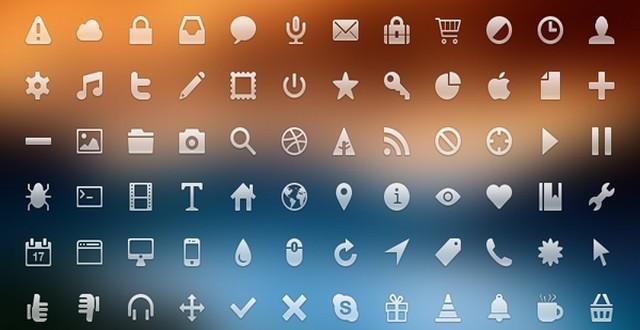 10 Packs d'icônes à connaître pour Août 2012