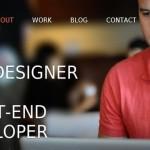 30 web design tendances pour Juillet 2012
