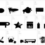 Typographie - 46 Cool & Utile Dingbat Fonts