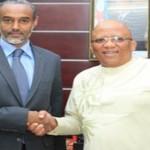 MCPT - L'ambassadeur d'Afrique du Sud