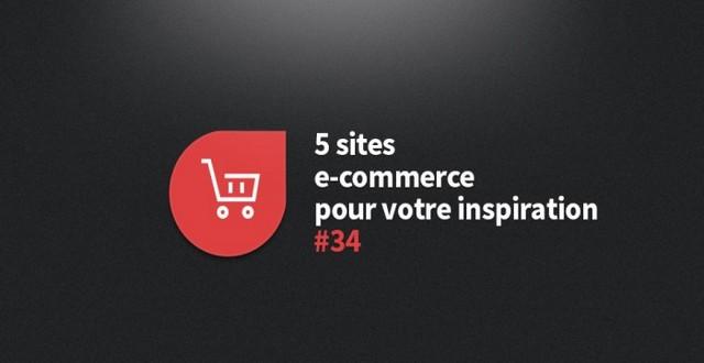 sites e-commerce pour votre inspiration